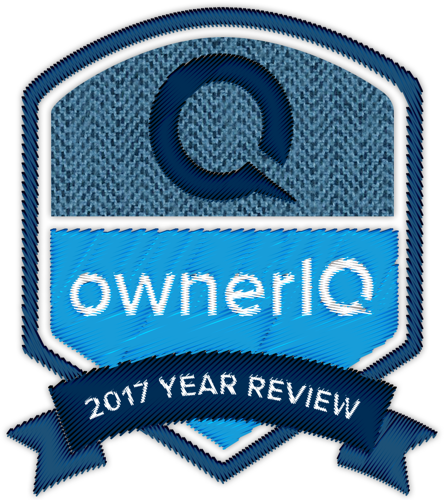 ownerIQ Year in Review logo