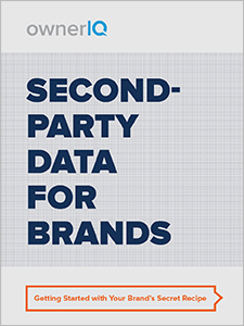 Second-Party Data for Brands Cover