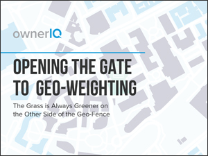 Geo-Weighting Cover
