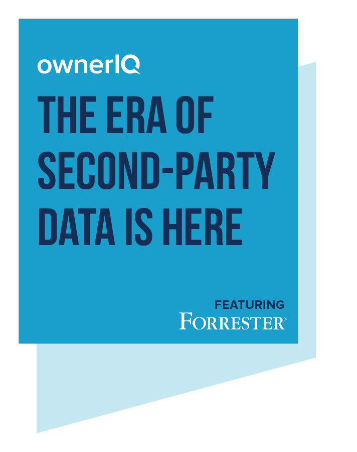 The Era Of Second-Party Data Is Here cover