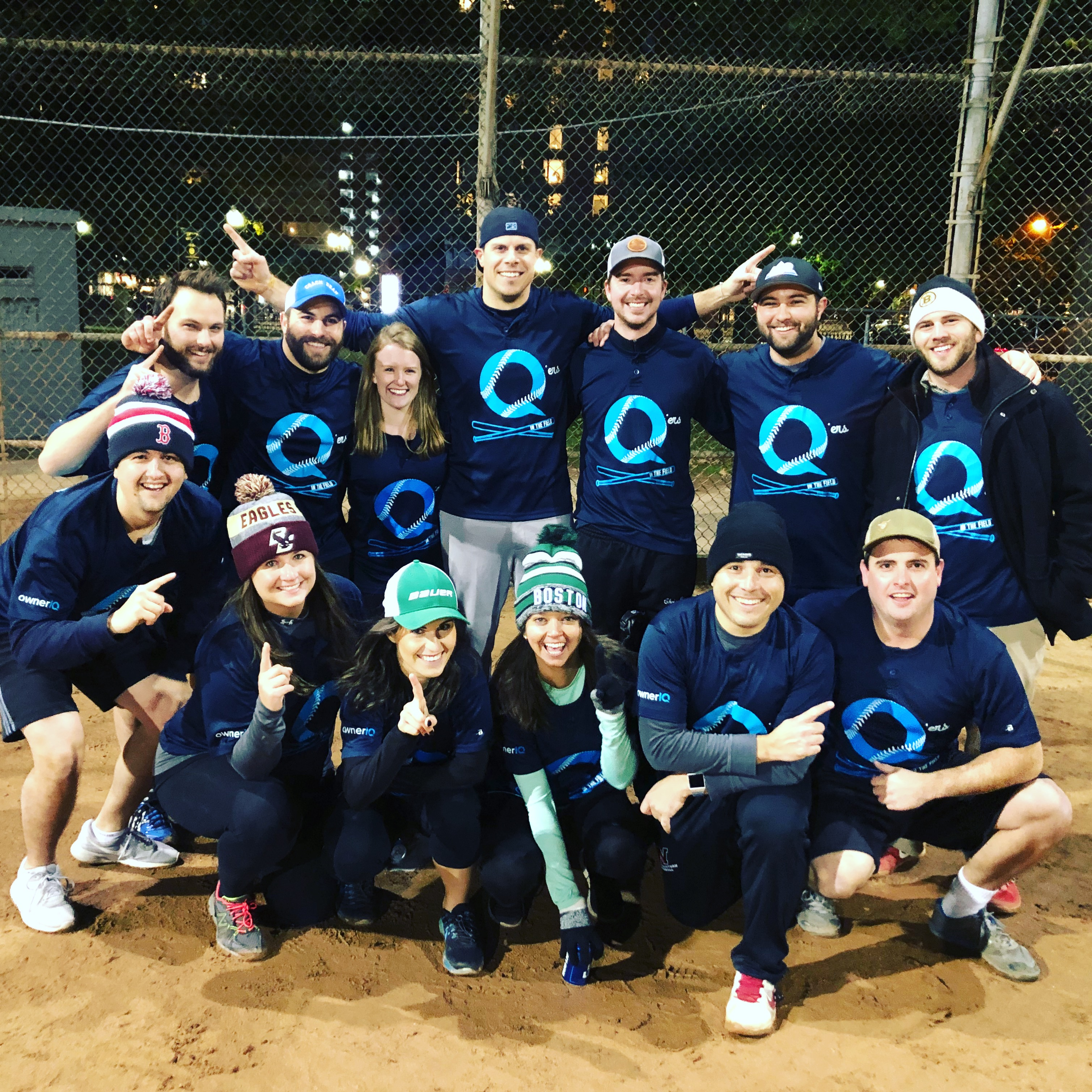ownerIQ Wicked Bissa Softball Champions