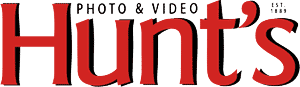 Hunt's Photo & Video logo