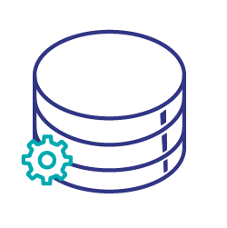 Second party data server icon